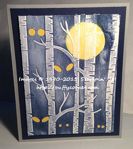 Stampin' Up!, Woodlands TIEF