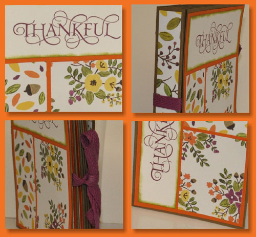 Craft Project Central, Stampin' Up!