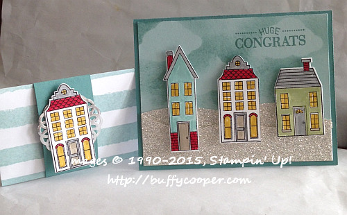 Holiday Home, Stampin' Up!