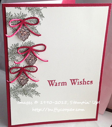 Stampin' Up!, Warm Wishes