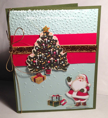 Stampin' Up!, Home for Christmas