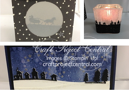 Stampin' Up!, Craft Project Central, Jingle all the Way Bundle