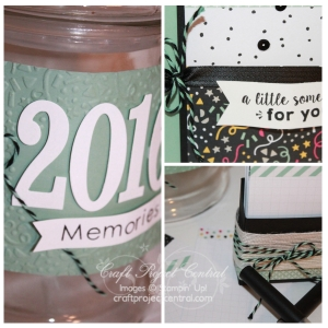 Memory Keeping, Stampin' Up!, Craft Project Central