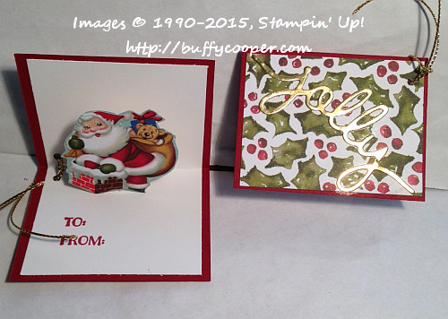 Home for Christmas, Cozy Christmas, Stampin' Up!