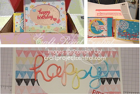 Stampin' Up!, Project Life, Craft Project Central