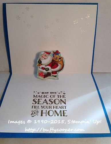 Stampin' Up!, Cozy Christmas