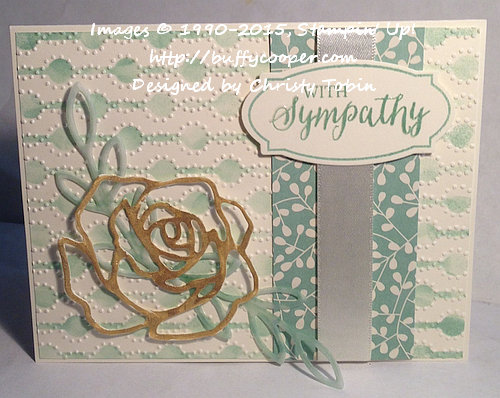 Rose Wonder, Rose Garden, Stampin' Up! Occasions Catalog