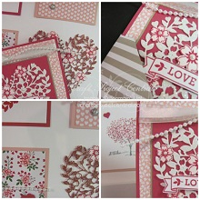 Valentine 12 x 12 Sampler & Card SP