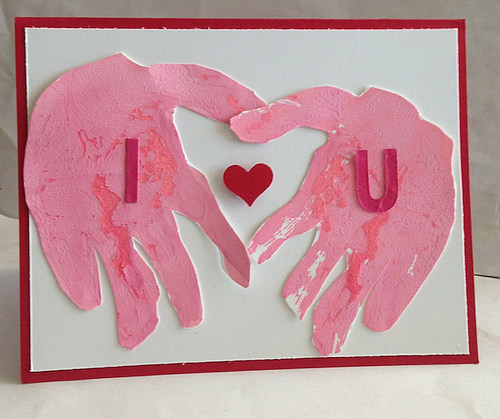 Little Letters Thinlits, Valentines, Stampin' Up!