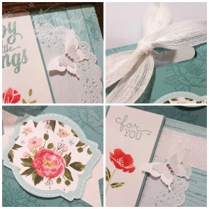 Craft Project Central, Stampin' Up!, Birthday Blooms