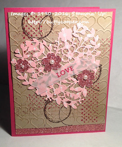 Bloomin' Love, Bloomin' Hearts, Stampin' Up!