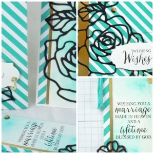Stampin' Up! Craft Project Central, Rose Wonder