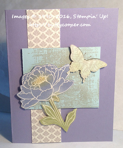 Stampin' Up!, Sketch Challenge, You've Got This
