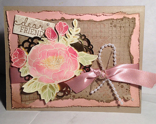 Rose Wonder, Timeless Textures, Stampin' Up!