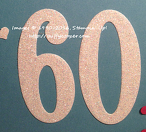 Number of Years, Stampin' Up!