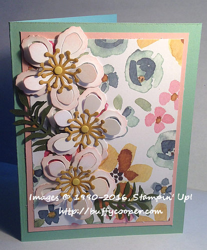 Botanical Builder Framelits, Stampin' Up!
