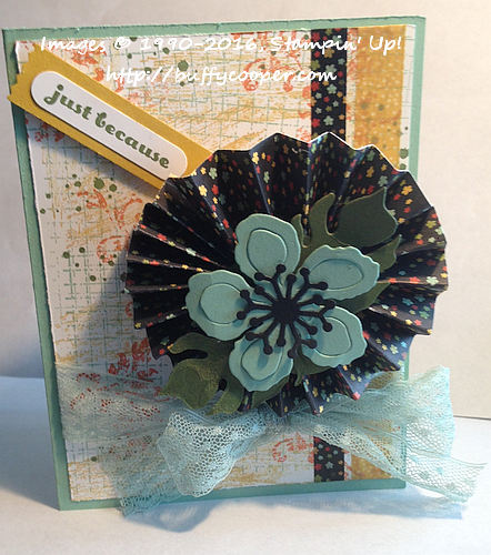 Timeless Textures, And Many More, Stampin' Up!