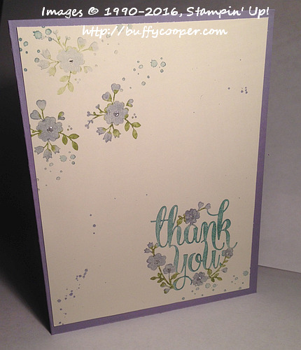 Stampin' Up!, A Whole Lot of Lovely