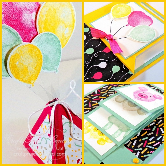 #Imbringingbirthdaysback, Stampin' Up!, Craft Project Central
