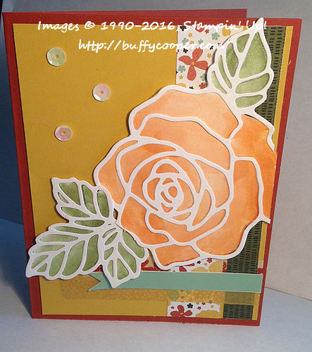 Rose Wonder, Stampin' Up!
