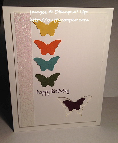 Teeny Tiny Wishes, Stampin' Up!
