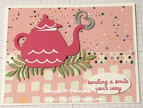 Cups & Kettle, Stampin' Up!, Stampin' Up! Occasions Catalog