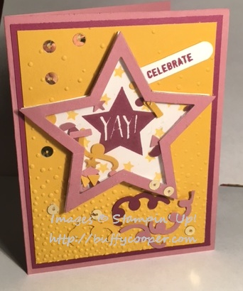 Confetti Celebration, Stampin' Up!