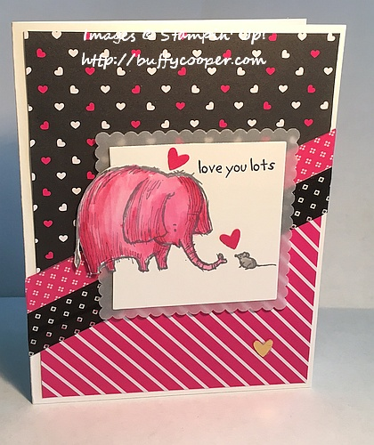 Love You Lots, Stampin' Up!