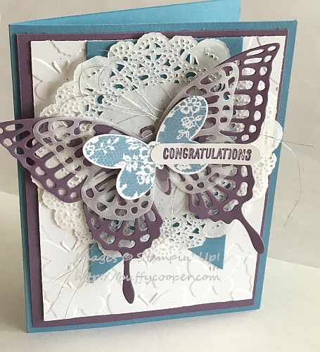 Butterfly Basics, Stampin' Up!