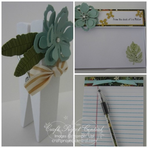 Botanical Gardens, Stampin' Up!