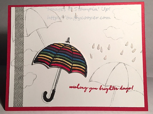 Weather Together, Stampin' Up!