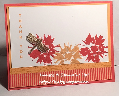 Touches of Texture, Stampin' Up!, CPC61