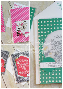 Designer Tin of Cards, Stampin' Up!, Craft Project Central