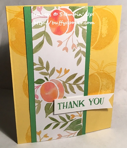 Stampin' Up!, Fresh Fruit