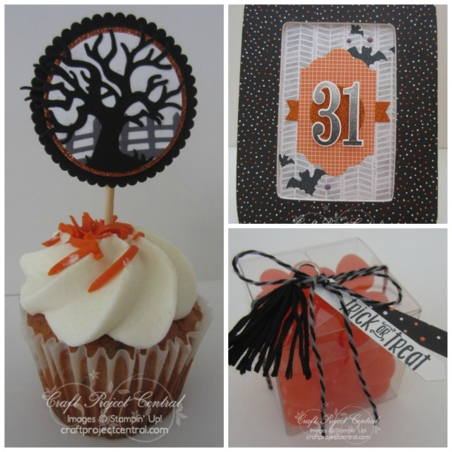 Stampin' Up!, Craft Project Central, Spooky Fun