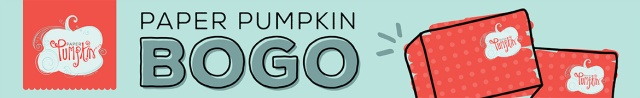 Paper Pumpkin, Stampin' Up!