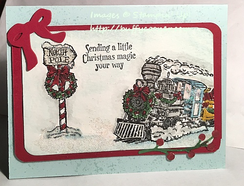 Christmas Magic, Stampin' Up!, Holiday Catalog
