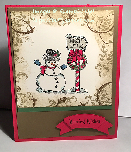 Stampin' Up!, Christmas Magic