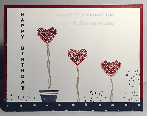 Stampin' Up!, Vertical Greetings