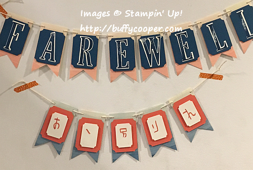 Stampin' Up!, Letters for You Bundle