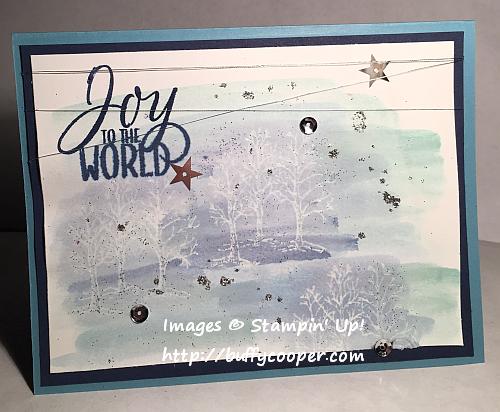 Stampin' Up!, Christmas Magic, Tin of Tags