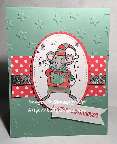 Merry Mice, Stampin' Up!