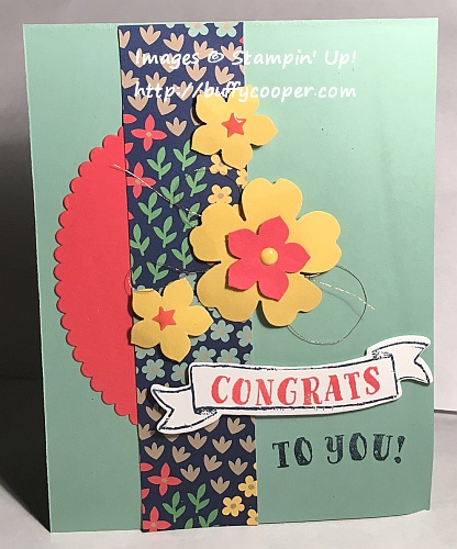 Craft Project Central, Banners for You, Stampin' Up!