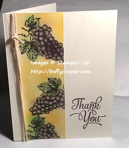 Stampin' Up!, Tuscan Vineyard