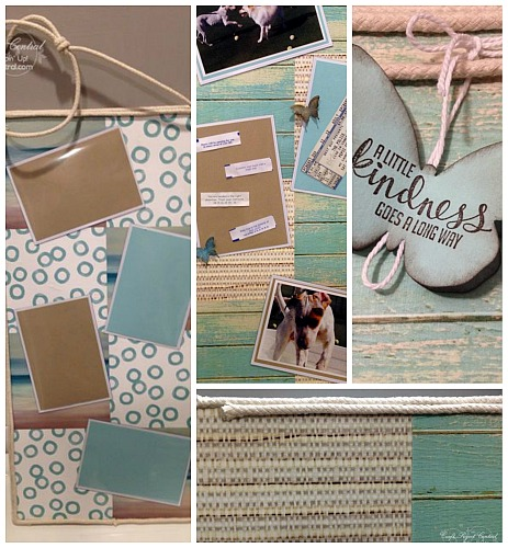 Serene Scenery, Stampin' Up!, Craft Project Central