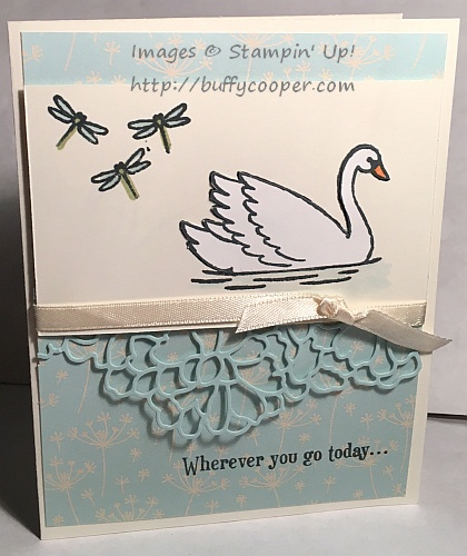 Stampin' Up!, Swan Lake
