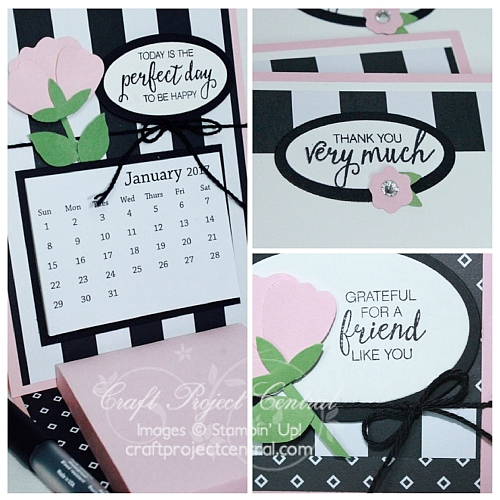 Blossom Builder Punch, Stampin' Up!, Craft Project Central