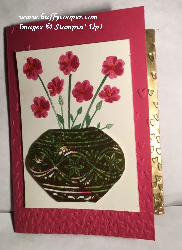 Faux Cloisonne', Stampin' Up!, Jar of Love, Embellished Ornaments