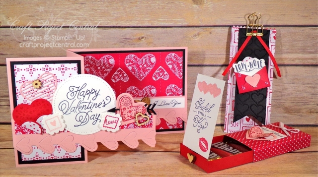 Sealed with Love, Stampin' Up!, Craft Project Central