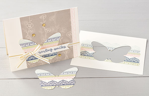 Delicate Details, Stampin' Up!, Sale-a-bration